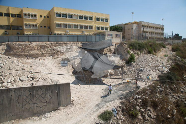2,000-year-old Stone Quarry in Reina in Galilee