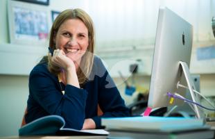 Dr. Ester Segal Photo credit Nitzan Zohar, Technion Spokesperson's office