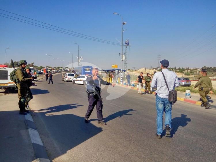 Car Ramming Attack, Gush Etzion 19.4.2017