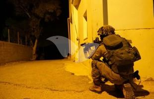 IDF night operations in Judea and Samaria