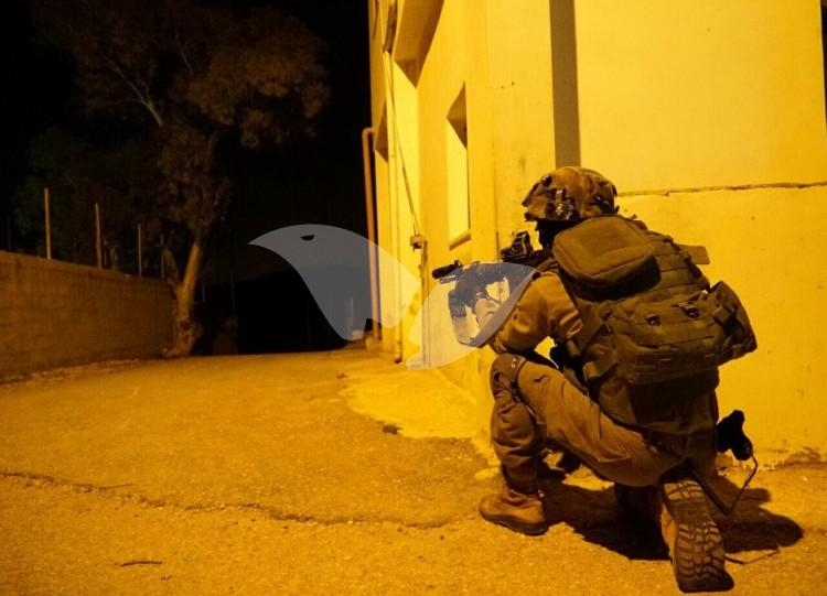 IDF night operations in Judea and Samaria