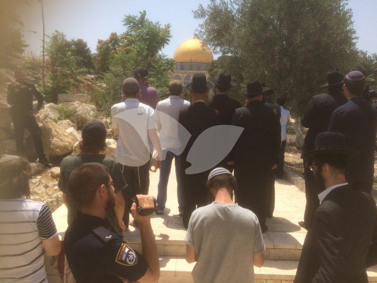 Temple Mount, 17.7.2017