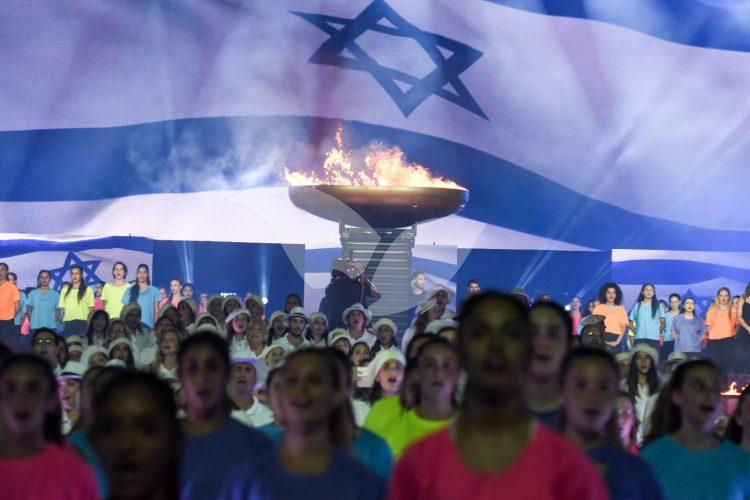 Maccabiah Opening Cereomony, 7.6.14