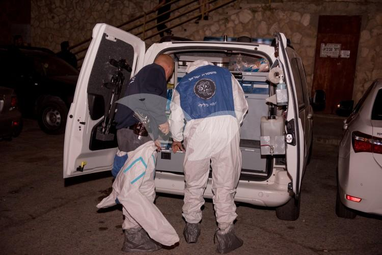 60 years old man was found dead at his apartment in Jerusalem 13.4.17