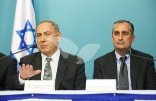 Binyamin Netanyahu Brian Krzanich