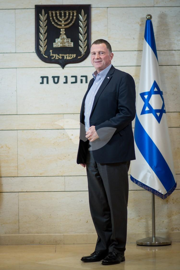 Speaker of the Knesset Yuli Edelstein