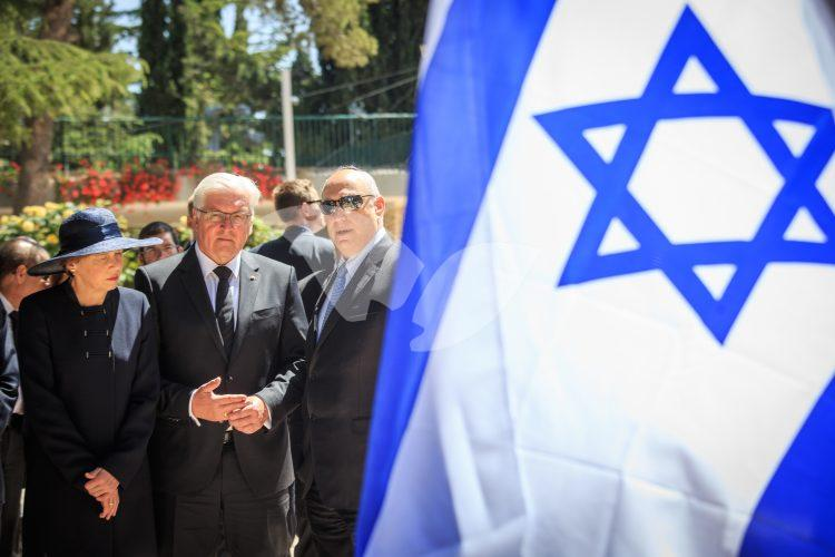 President of Germany in Israel