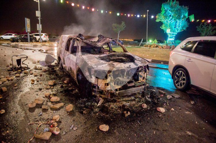 Riot Kfar Qasem