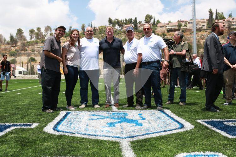 NFL in Israel