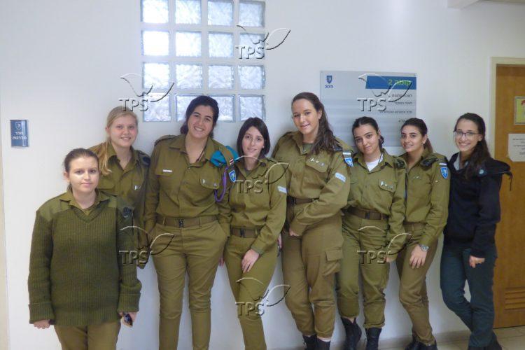 IDF for spcial needs