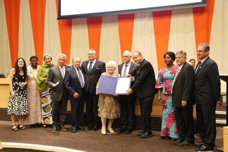 Un Population Award Ceremony2
