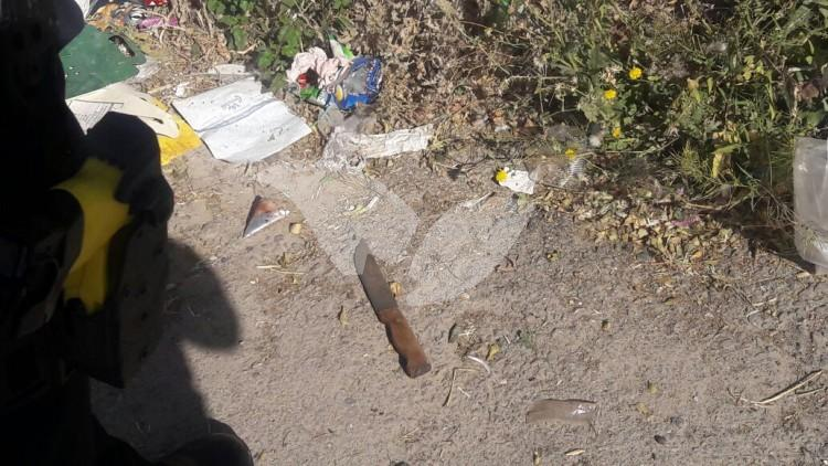 Attempted Stabbing Attack near the Cave of the Patriarchs