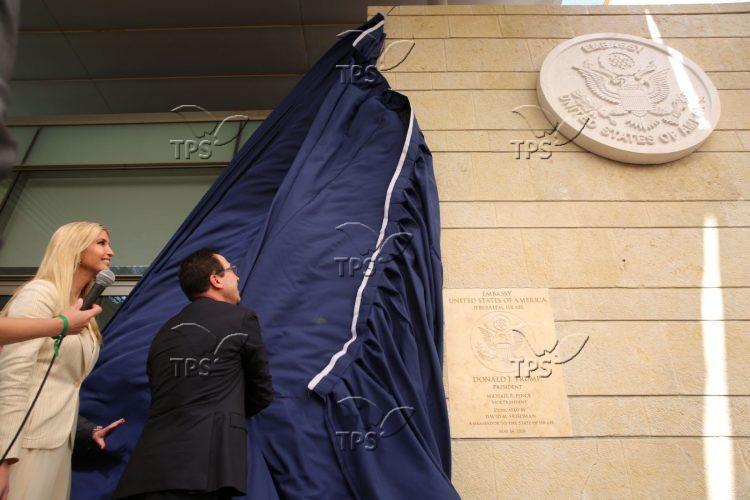 Embassy opening