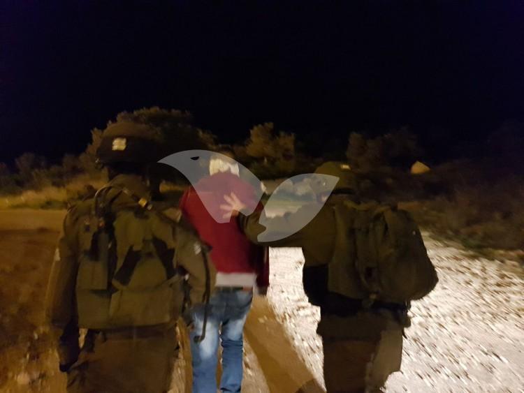 IDF arrests suspects accused of throwing Molotov cocktails in Jilazun, Judea and Samaria