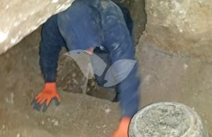 Tomb Raiders Caught Red Handed in Northern Israel