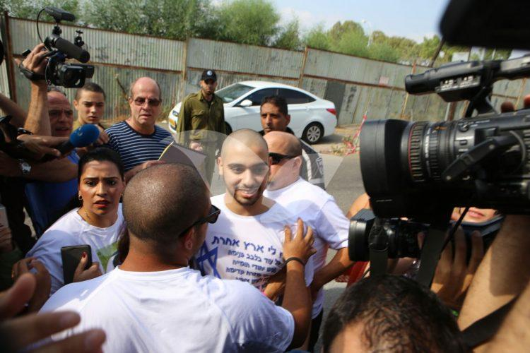Elor Azaria Goes to Prison