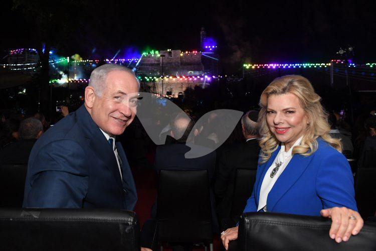 Binyamin and Sara Netanyahu