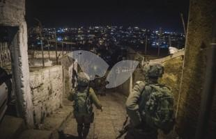 IDF Nightly Raids in Judea and Samaria