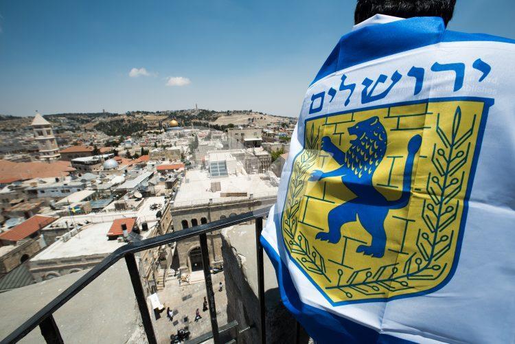 Jerusalem Day 2017