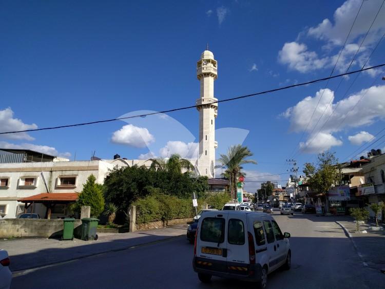 mosque kfar qassem