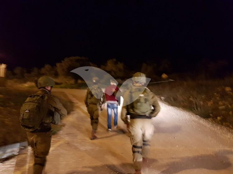 IDF arrests suspects accused of throwing Molotov cocktails in Jilazun, Judea and Samaria