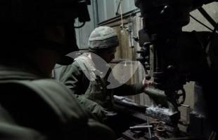 IDF Nightly Raids in Hebron