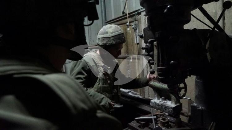 IDF Nightly Raids in Hebron