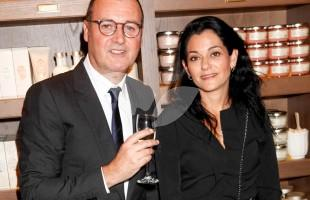 Beauty brand Sabon launch at Neal Street, London, Britain – 30 Oct 2014