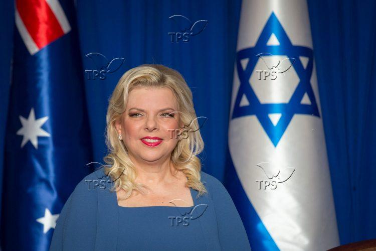 Australian PM Malcolm Turnbull visit to Israel