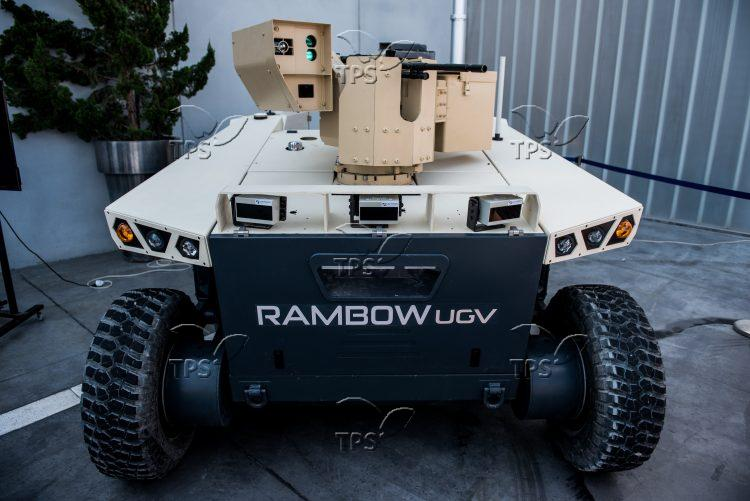 Unmanned Systems and Robotics Event
