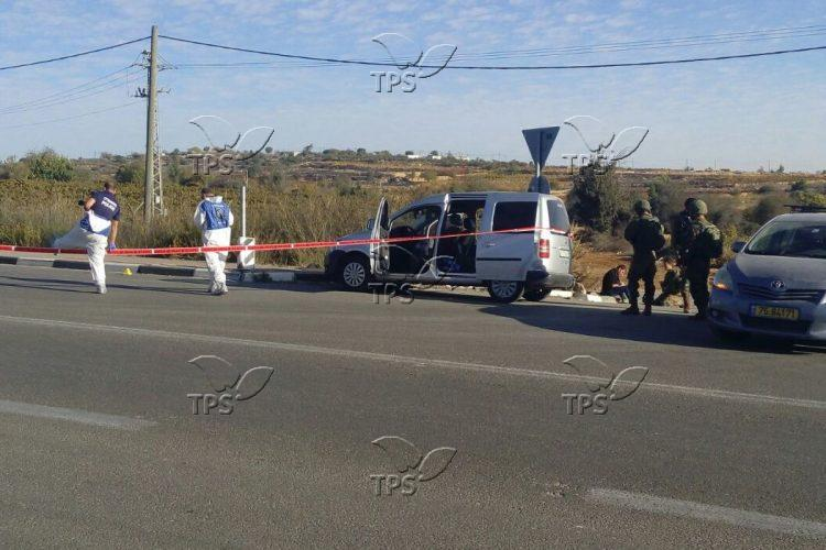 Security forces are seen at the scene of a terrorist attack at G