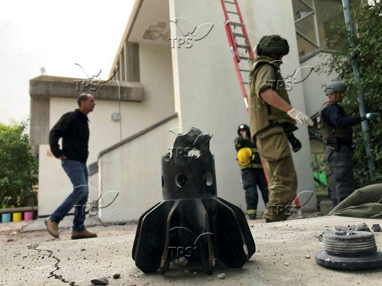 Terror in Southern Israel