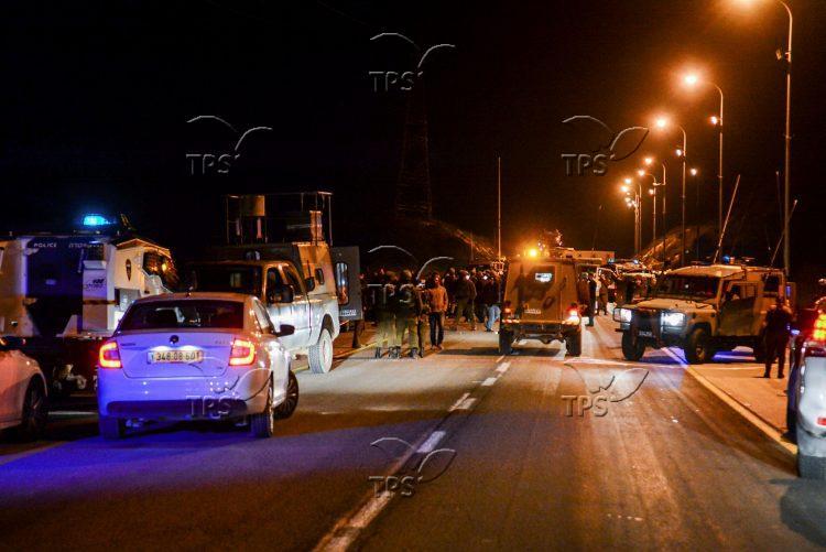 Shooting attack Near Gilad Ranch In Judea and Samaria
