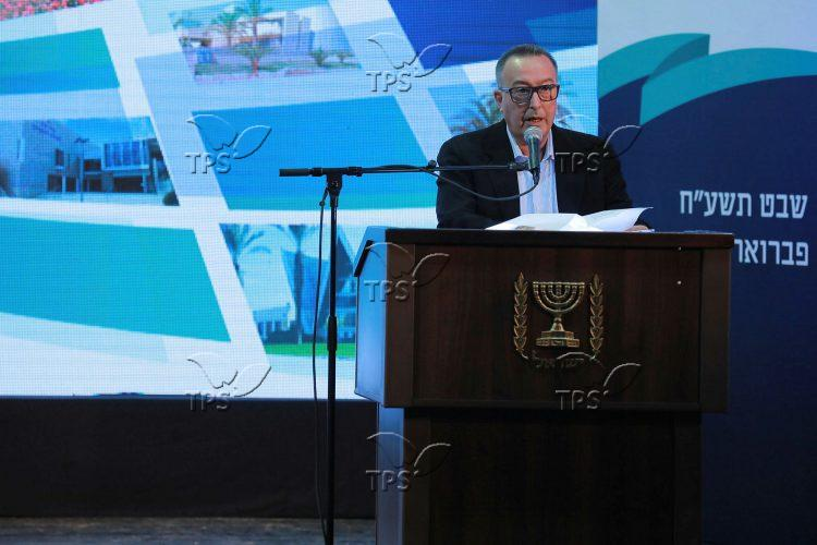 Umbrella Agreement Ceremony to Bring a Building Boom in Netivot