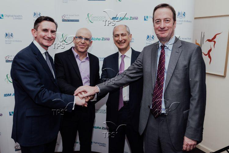 Ambassador Quarrey signs off on the new initiative