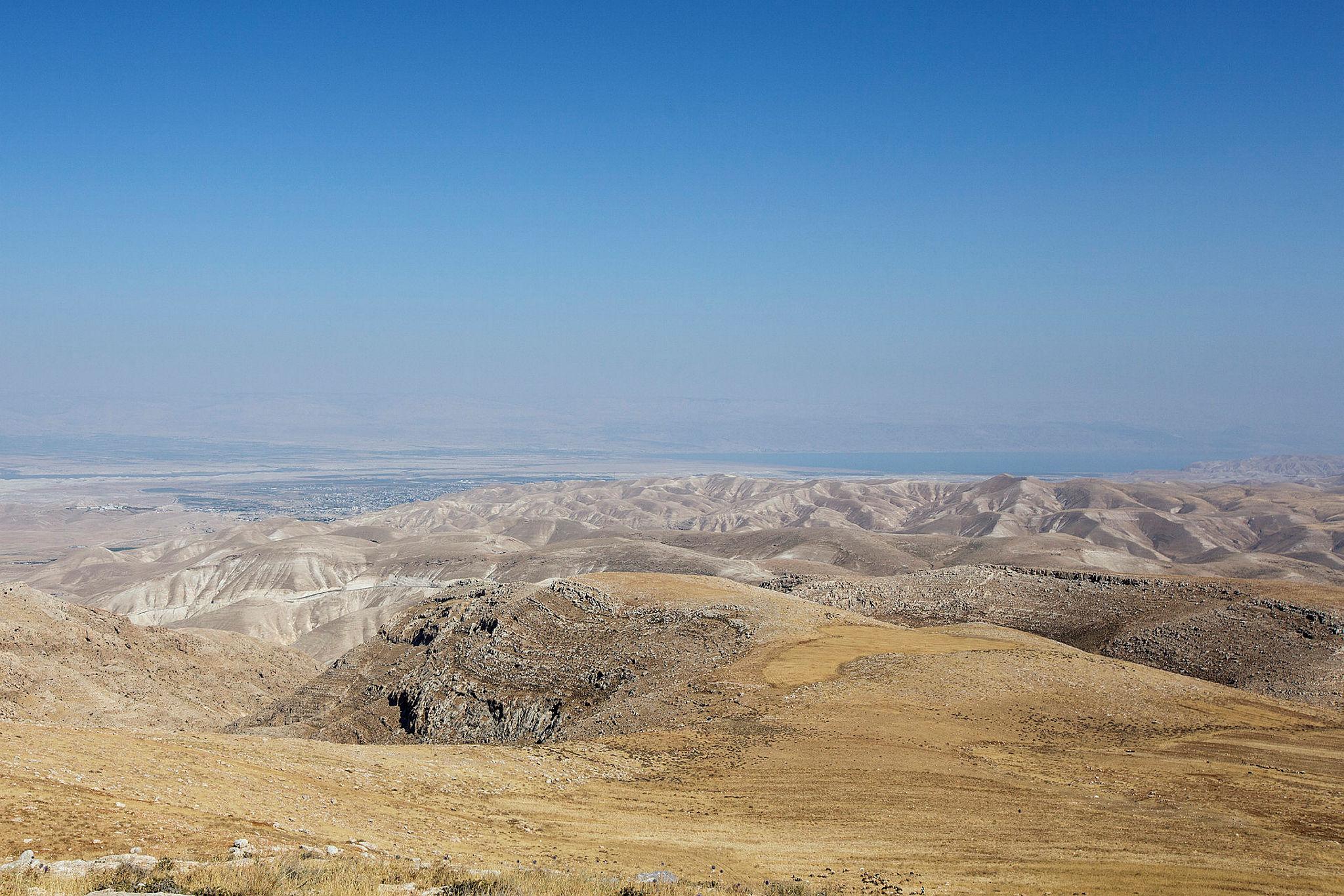 The Judaean Desert