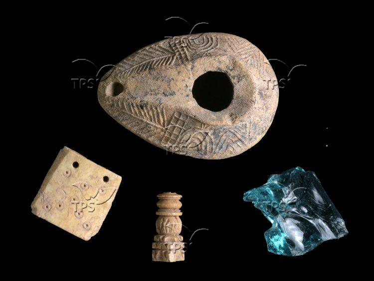 ממצאים ארכיאולוגים מחפירות הנוער בשביל הסנהדרין10. Preview