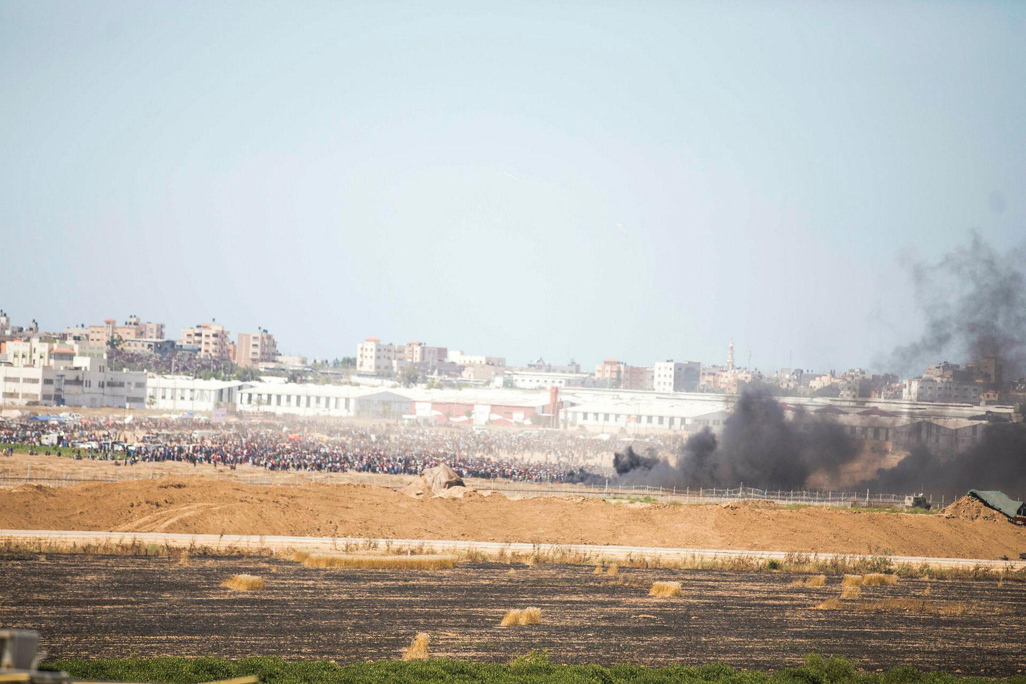 Israel – Gaza border