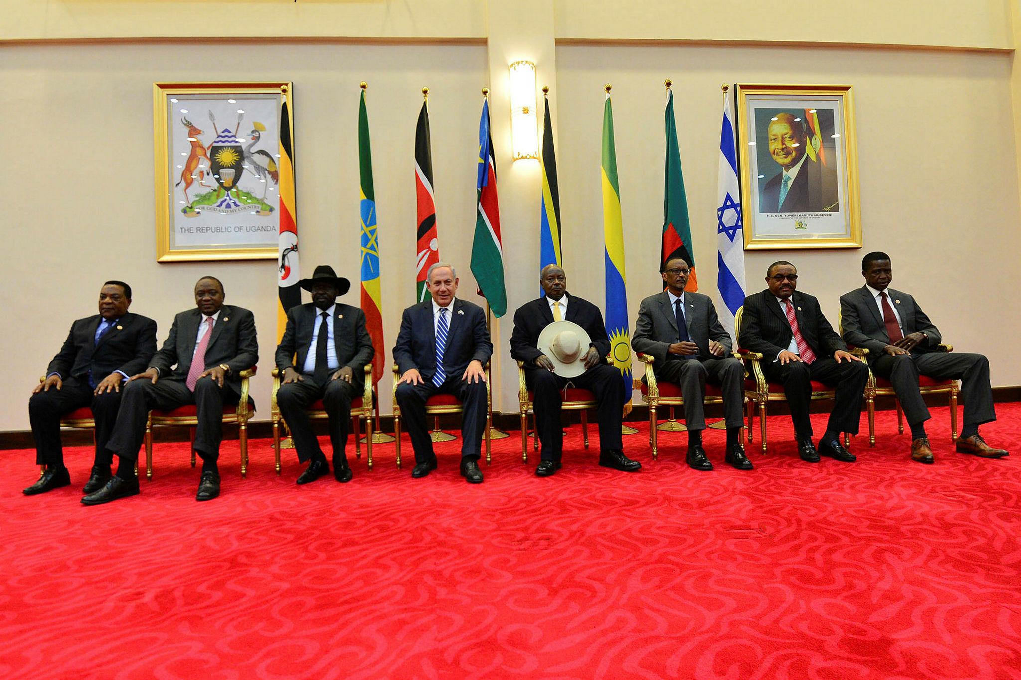 Netanyahu at African Summit