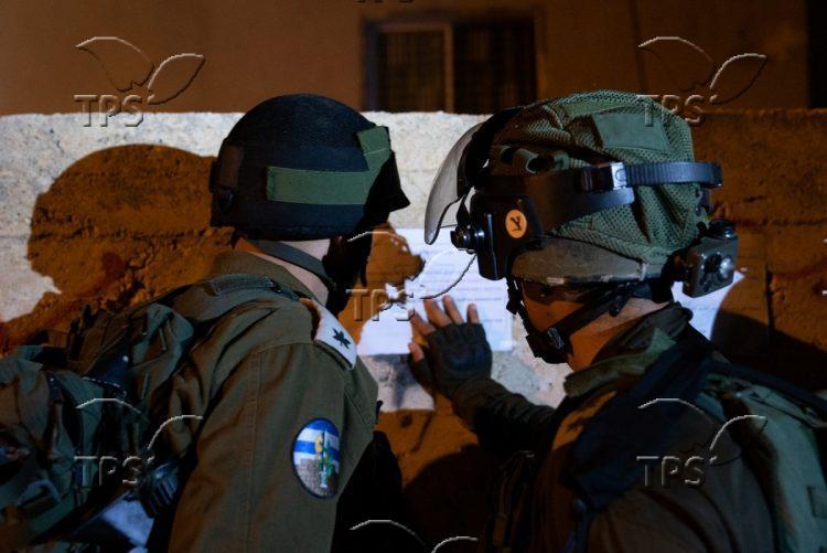 IDF Demolishes Home of Mohammed Tarik Yousef