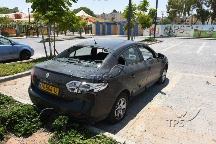 Sderot under fire
