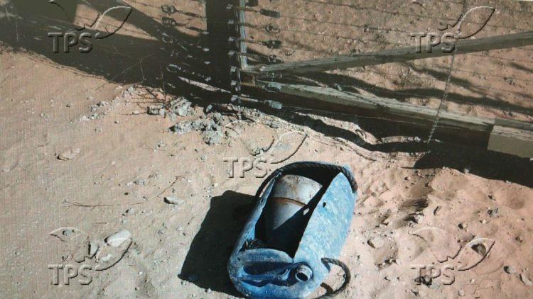 IDF neutralizes roadside IED