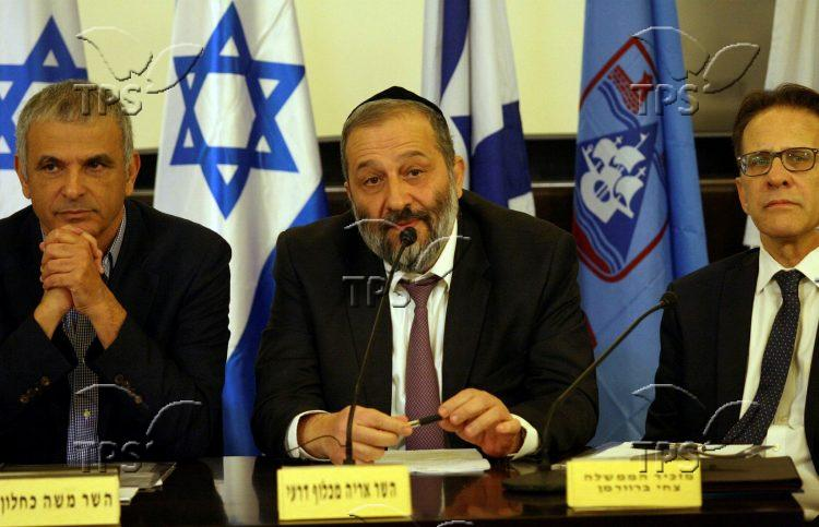 Special cabinet meeting in Haifa