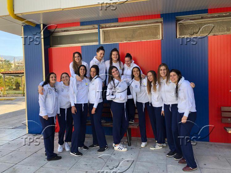 Water Polo Women's Team