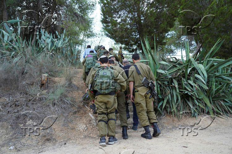 IDF reinforces its troops in the Southern Israel