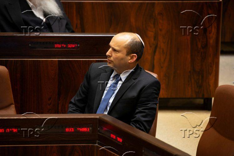 President of the Czech Republic Milos Zeman in Israel