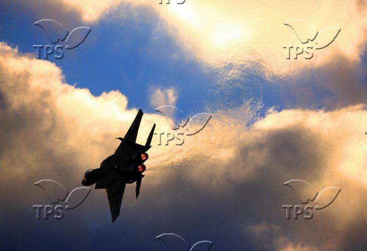 IAF F-15