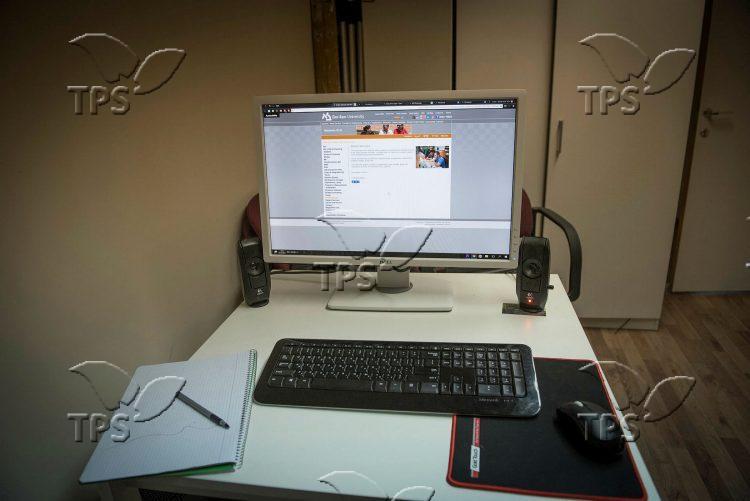 illustration of PC computer