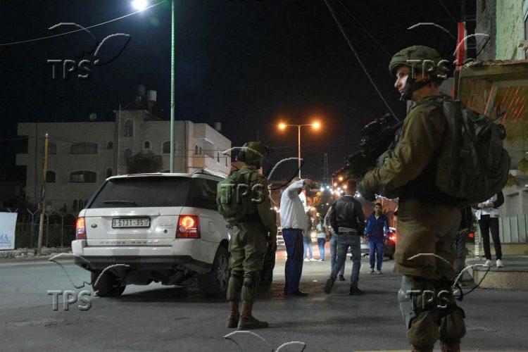 Night – time tour in Elonei Mamre, Hebron