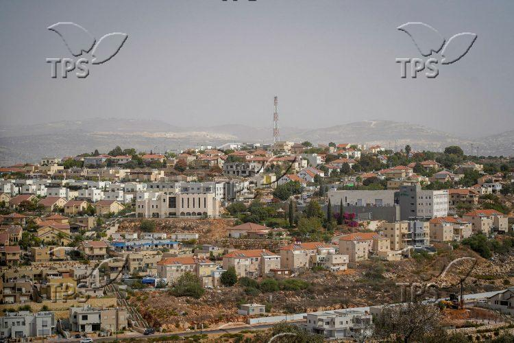 Revava – An Israeli settlement in the West Bank